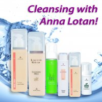 Cleansing with Anna Lotan!