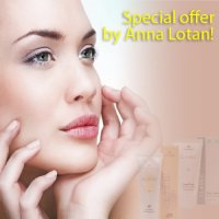 Exfoliate for Healthy and Glowing Skin! Special offer by Anna Lotan!