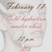 Cold hydration master class