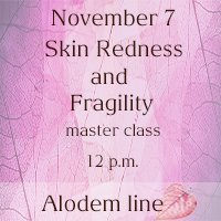 Skin Redness and Fragility master class