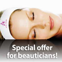 Special offer for beauticians!