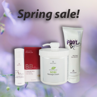 Spring sale continues!